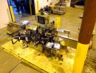 Used- New Jersey Machine Charger Model NJM/CLI-334 Pressure Sensitive Front / Back / Wraparound Labeler. Capable of speeds u...