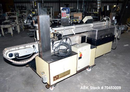 Used- LSI UPA II Print and Apply Labeler