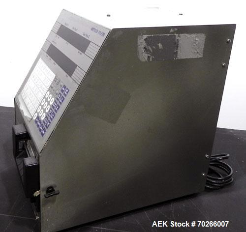 Used- Mettler-Toledo Scale Printer, Model 0355. Volts 110-240, Hz. 50/60, Amps 0.5.