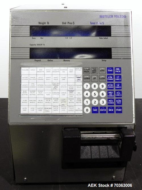 Used- Mettler-Toledo Scale Printer, Model 0355