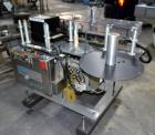 Used- New Jersey Machine Labeler, Model 401XR-0060A