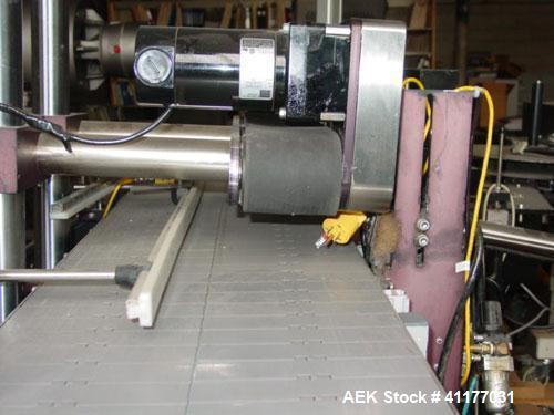 Used- Willett Label Jet 2620 Print & Apply Pressure Sensitive Labeler With Corne