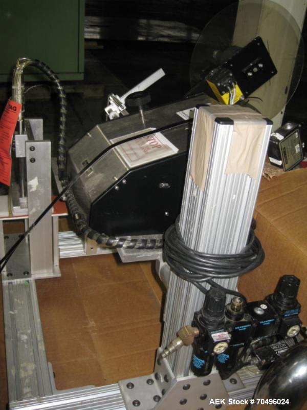 Used- Label-All labeler, Model 45