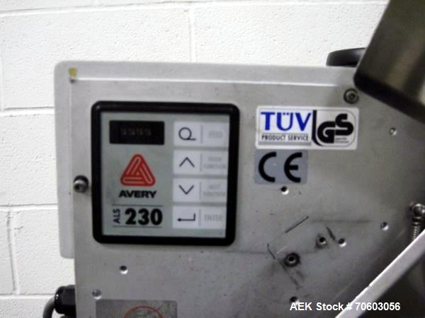 Used- Avery Shelfpack Type ALS230R Labeler