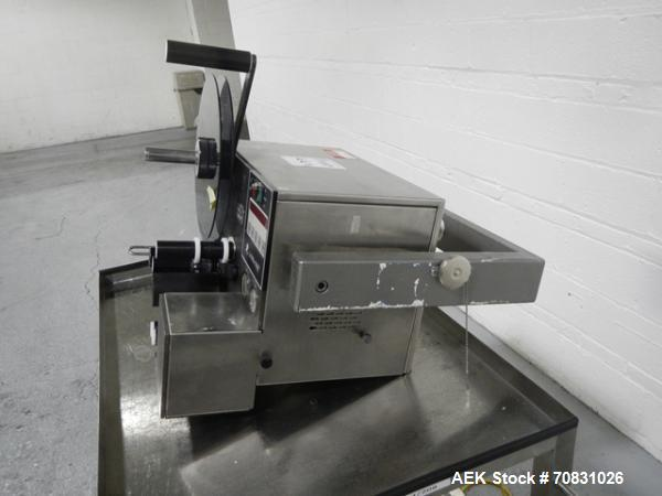 Used- Label-Aire 2111M Pressure Sensitive Labeler