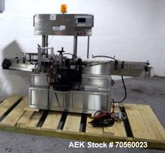 Used- Avery Labeler, Model 8005-WA,