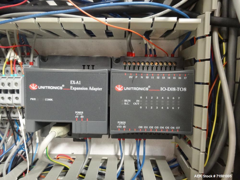 Used- Generic Manufacturing Model Jewel-1500-SP Pressure Sensitive Labeler