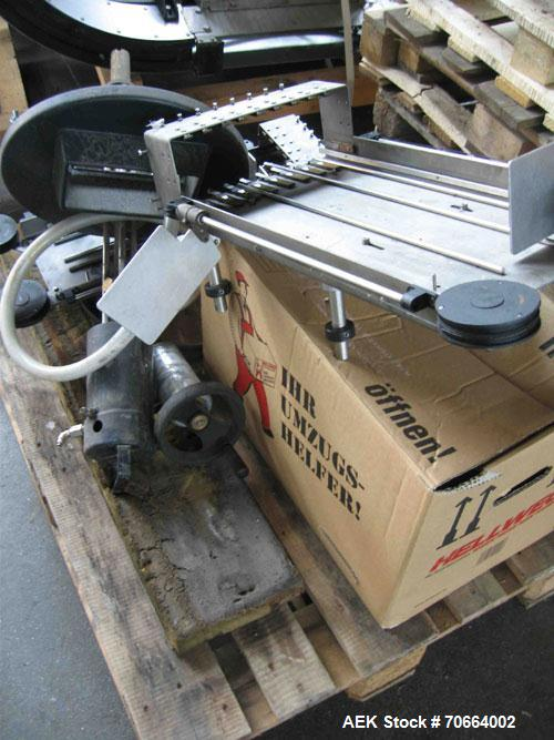 Used-Kosme Kappa Line 3 S1 E1 Bottle Labeler