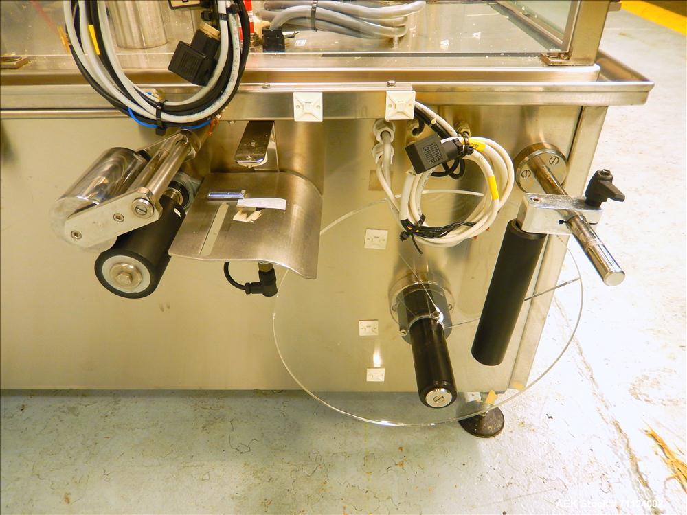 Used- Libra Pharmaceutical Technologies Vial Labeler