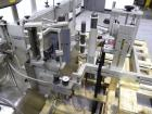 Used- Accraply Model 4000TEW Automatic Inline Pressure Sensitive Labeler