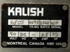 Used- Kalish Labeler, Model 6805