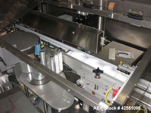 Unused- Weiler Model ILRFID-1000L Single Sided RFID Labeler.