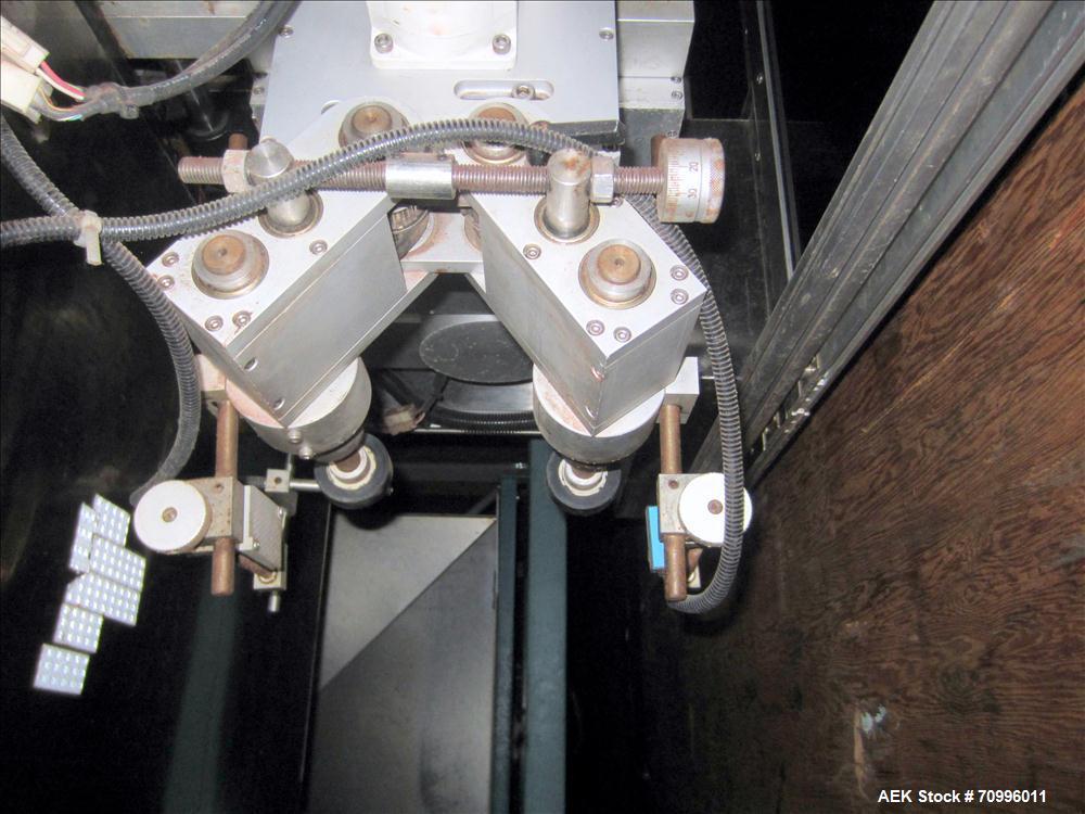 Used-NAFM Shrink Sleeve Labeler, Model LX-300.   Serial #22NO950312001 601.  Year built 2006.