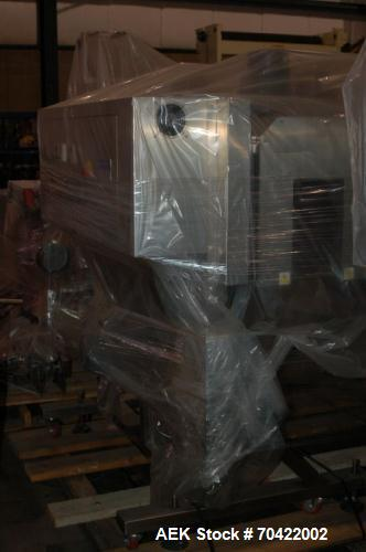 Used-NAFM Model LX-350 Sleeving Unit, new 2008.  Includes (2) ES-200-A ovens, (2) OAL classic ovens, unwind and spare parts....