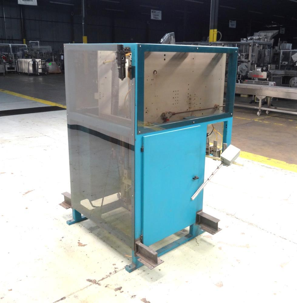 Used- SleeveTech (SleeveCo) Model SL-1800 Stretch Sleeve Label Applicator