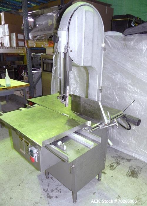 Used- Biro Manufacturing Power Meat Cutter, Model 3334SS
