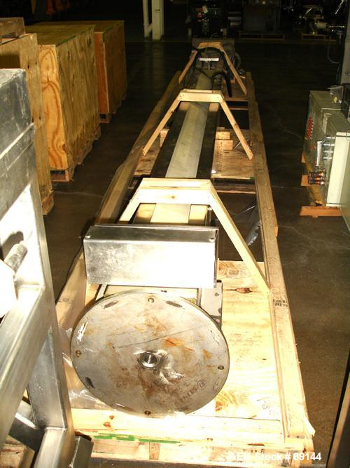 Used- Stainless Steel Metolift Column Lifter/Blender, Model CBS-200-S