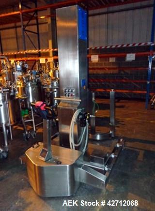 Used-Meto Corp drum inverter, model M2611-10