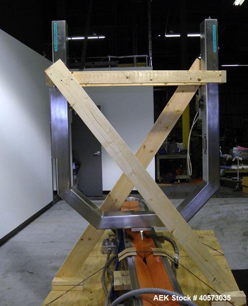 Used- Meto Lift Power Drum Lift/Inverter, Model ULS-02-A