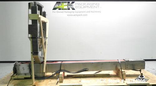 Used- Meto Lift Model ULS-02 Drum Lift and Inverter
