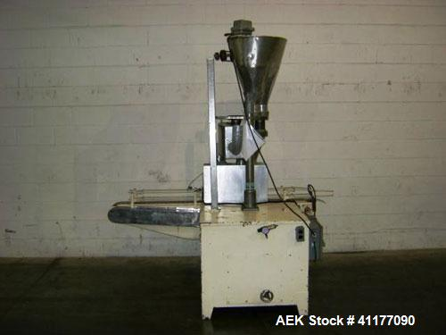 Used- Stainless Steel (base and column) Meto Corp Metolift Power Drum Lift/Inver