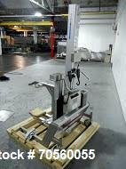 Used- Lift-O-Flex drum inverter/lifter, model 19000