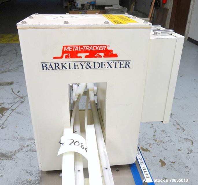 Used- Barkley & Dexter Model 440 Metal-Tracker Metal Detector