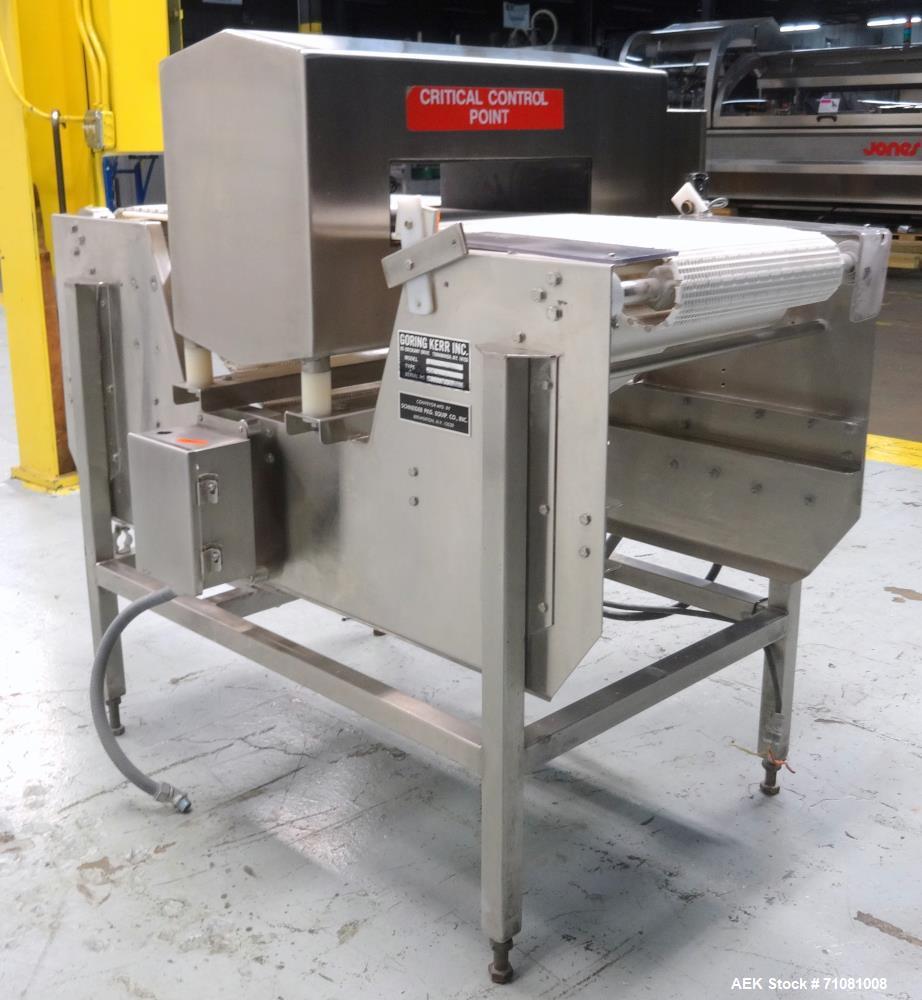 Used- Goring Kerr Model DSP 1 Metal Detector