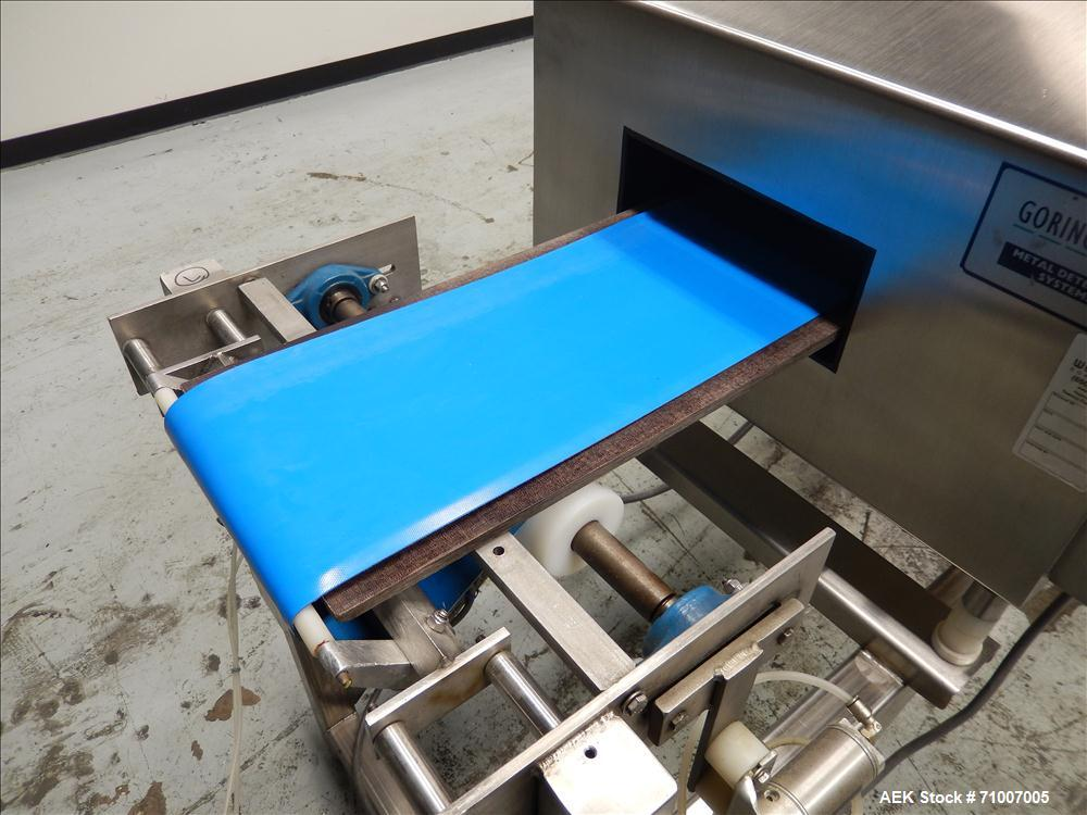Used- Goring Kerr Model DSP 2 Belt Metal Detector
