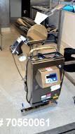 """Used- Lock MET30+ metal detector, 3.5"""" x 1"""" opening"""