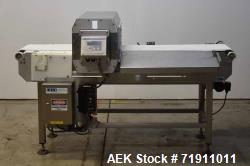 Used-Lock Conveyor Mounted Metal Detector