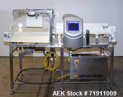 Used- Safeline Conveyor Mounted Metal Detector, Model SL1500.