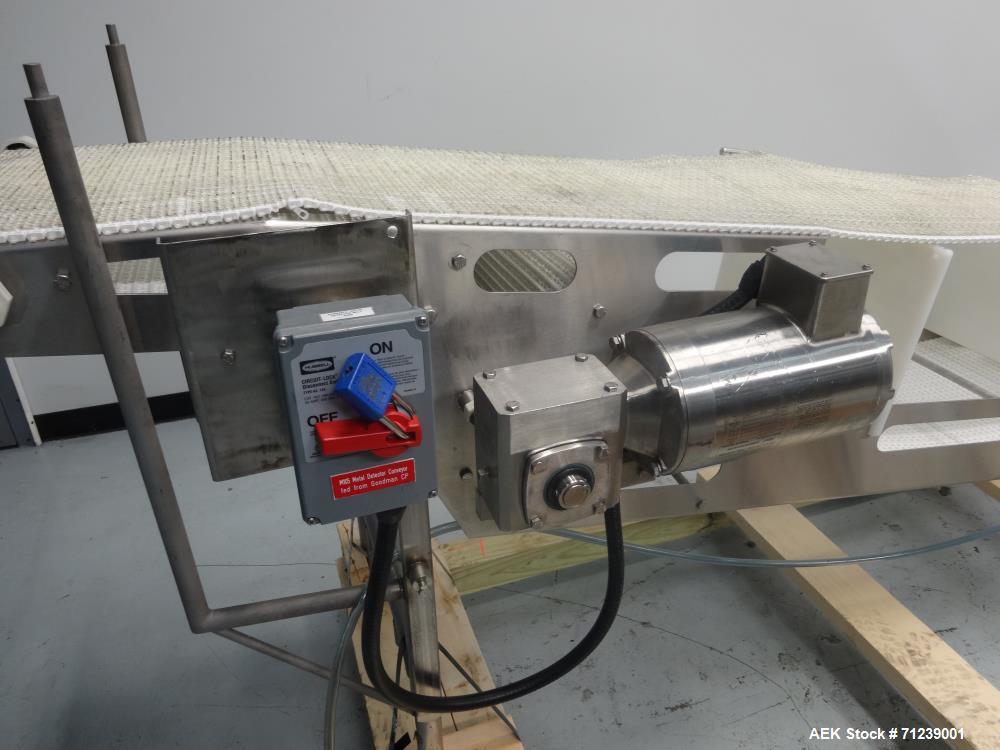 Used- Mettler-Toledo Safeline Model Powerphase Plus Metal Detector