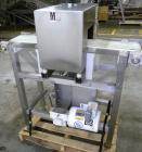 Used- Goring Kerr Metal Detector, Model TEK 21 DSP. Usable aperture size 7-7/8