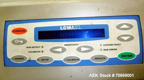 Used- Loma IQ Metal Detector Head Only