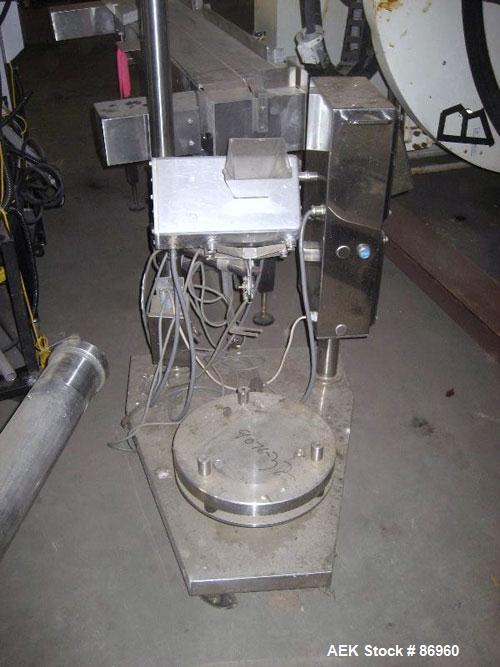 Used- Safeline Metal Detector, Model DET-MET-SO2