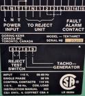 Used- Goring KerrMetalDetector,Model Tektamet