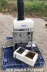 "Used- Safeline Model 21678-01 Pipeline Metal Detector. Approximate 7"" diameter opening. Includes a stainless steel product h..."