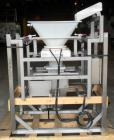 Used- Yamato Lock Inspection Systems Fall Thru Metal Detector, Model Metalchek 10. Approximate 8