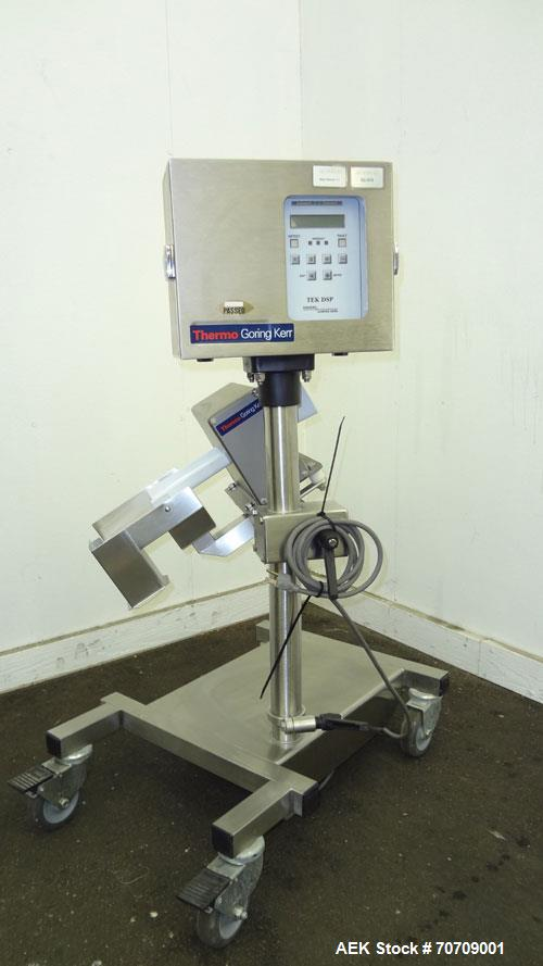 Used- Graseby Goring Kerr Pharmaceutical Metal Detector, Model T7.