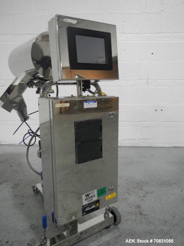 Used- Lock metal detector