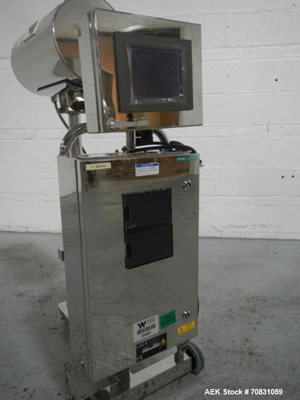Used- Lock metal detector
