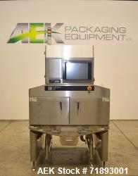 Used-Ishida IX-GA-G5100 (X-Ray Inspection system. Capable of speeds from 5 - 30 meters per minute. Has a maximum conveying p...