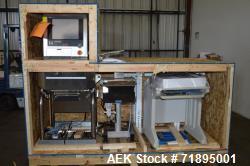 Used- Ishida X-Ray Inspection System, Model IXGA2475. Max X Ray Output 300 W. Speed 10 - 60 m/min. Conveying weight 2 kg ove...