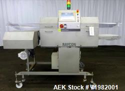 Used- Sesotec Raycon X-Ray Food Inspection System, Serial # 11422013362-X.