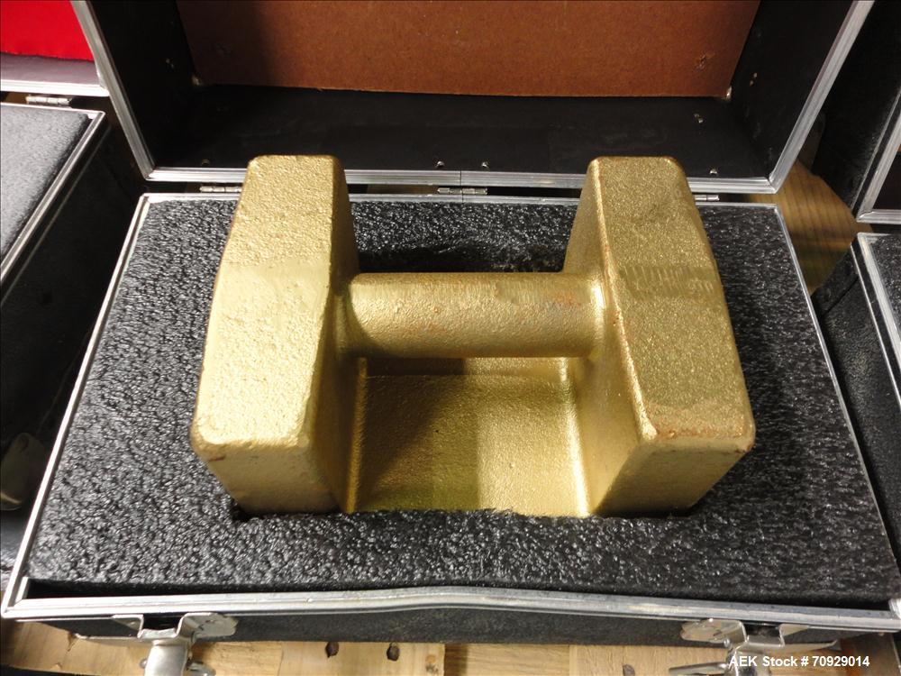Used- Set of Calibration Weights