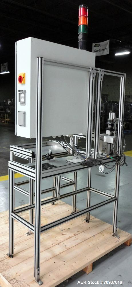 Used-APG Vision System with L1 Stainless Steel Enclosure