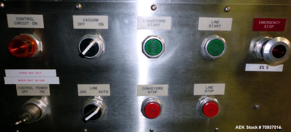 Used-Pro-Tech Series 19 Model WS1904X-EST Workstation