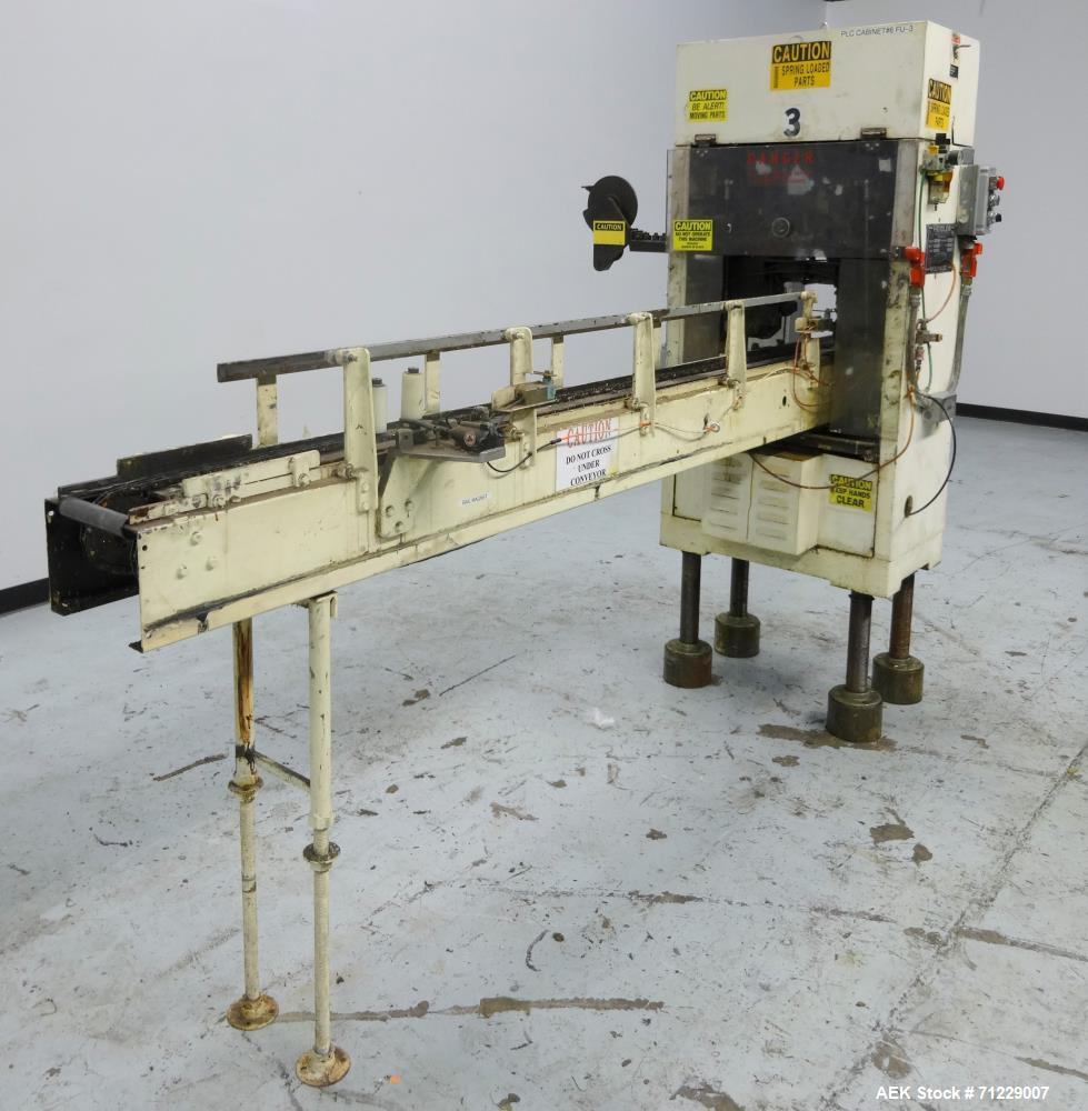 "Used- Heisler Model C ""Bail-O-Matic"" Automatic Metal Bailer"