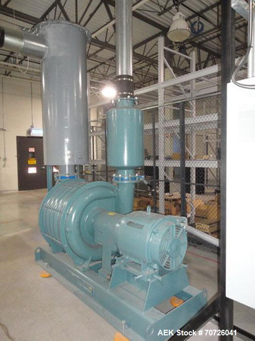 Used- Hoffman Blower Centrifugal Exhauster Model 74106A101